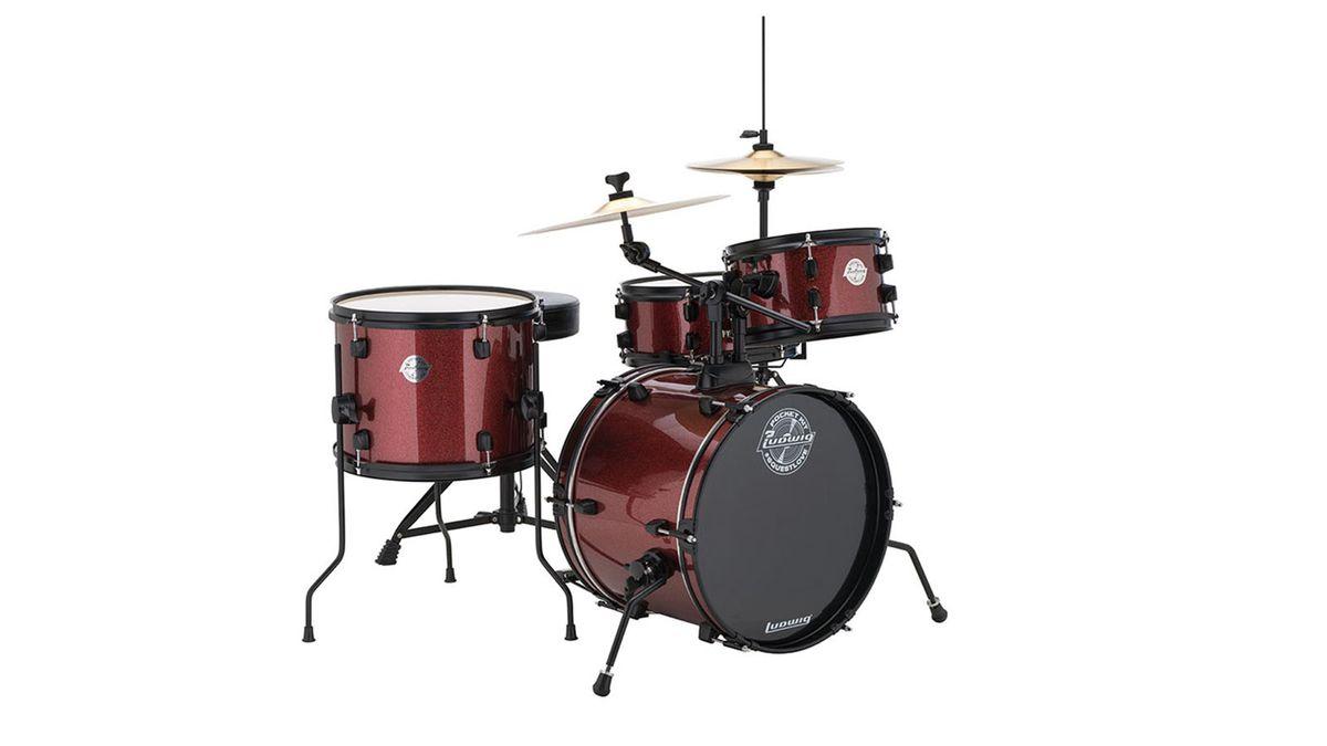 snare this questlove endorsed ludwig drum kit for just 249 musicradar. Black Bedroom Furniture Sets. Home Design Ideas