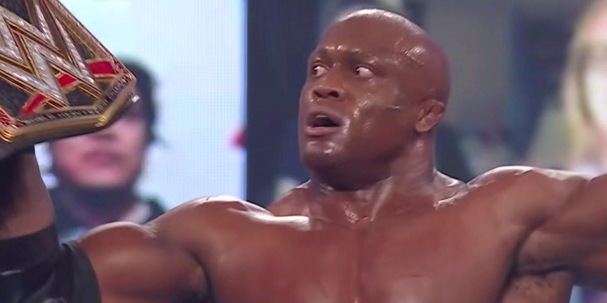 Bobby Lashley WWE
