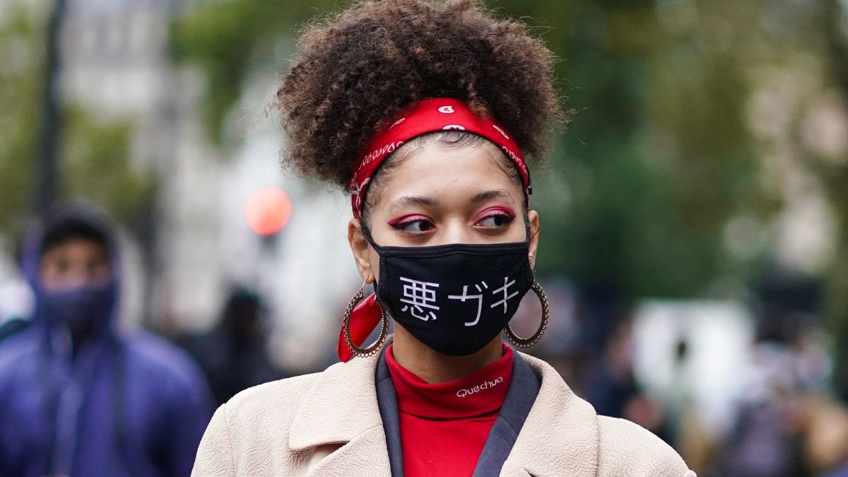The new makeup rules for when you wear a face covering