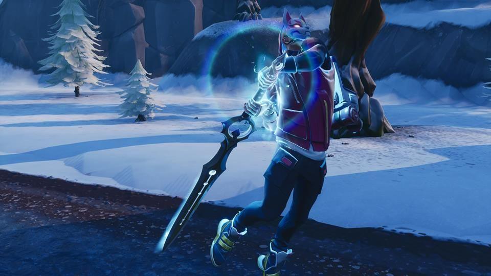 Fortnite's Infinity Blade has been Vaulted