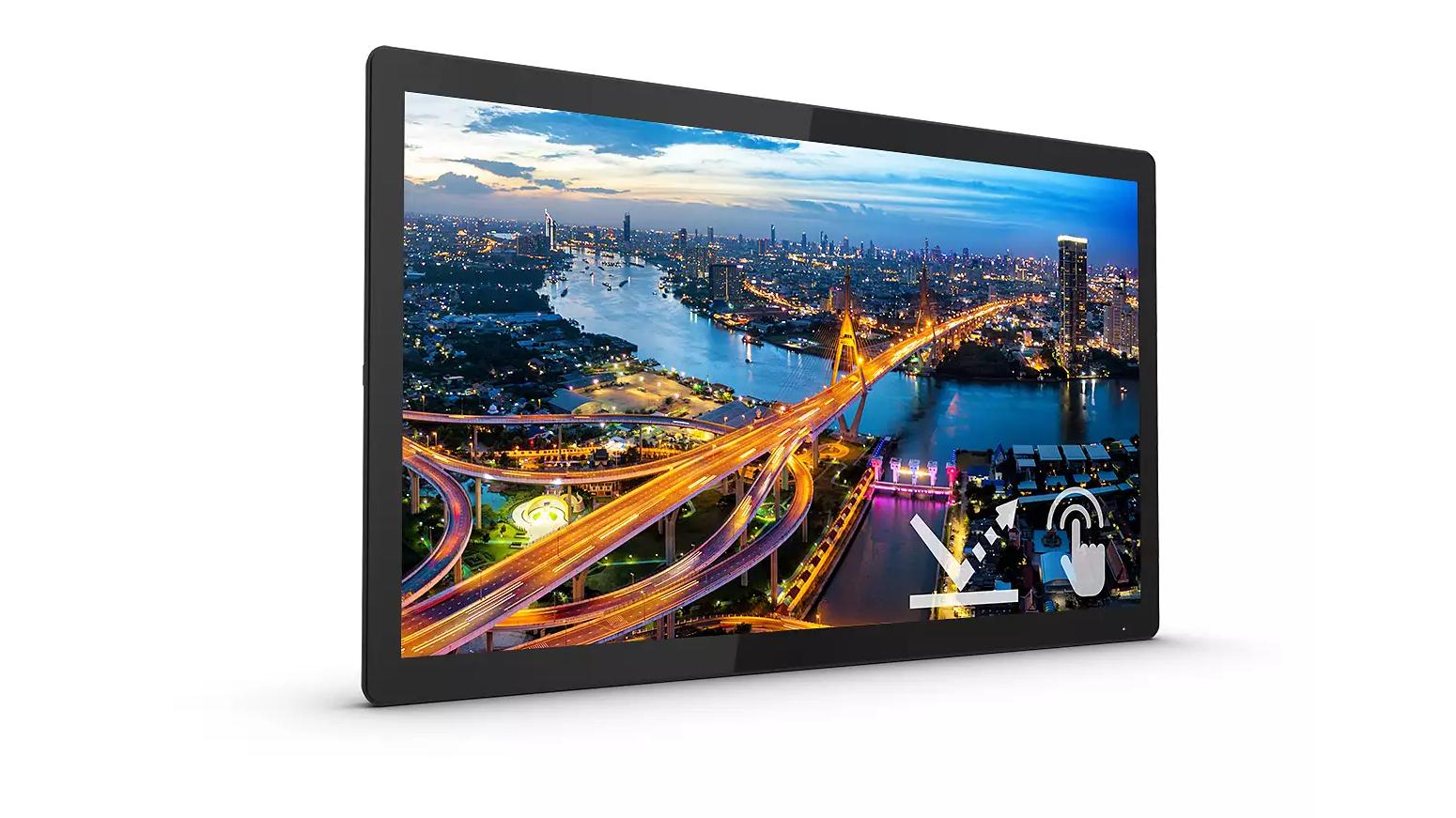 Philips B Line 242B1TFL/00 Touch Display