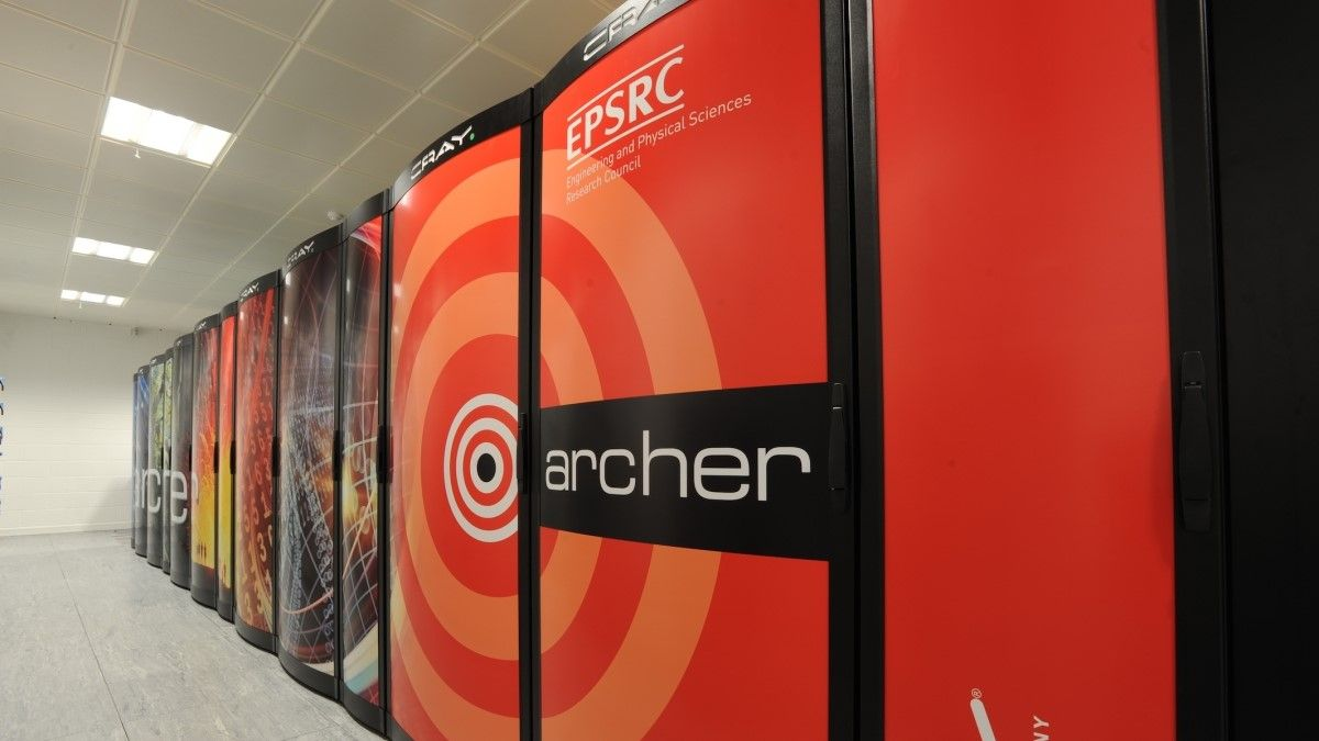 Cray's Archer 2 supercomputer will be powered by AMD