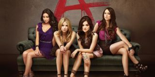 Pretty Little Liars < All the liars on a couch