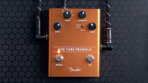 Fender MTG Tube Tremolo pedal