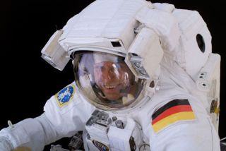 German Astronaut Breaks European Spaceflight Record