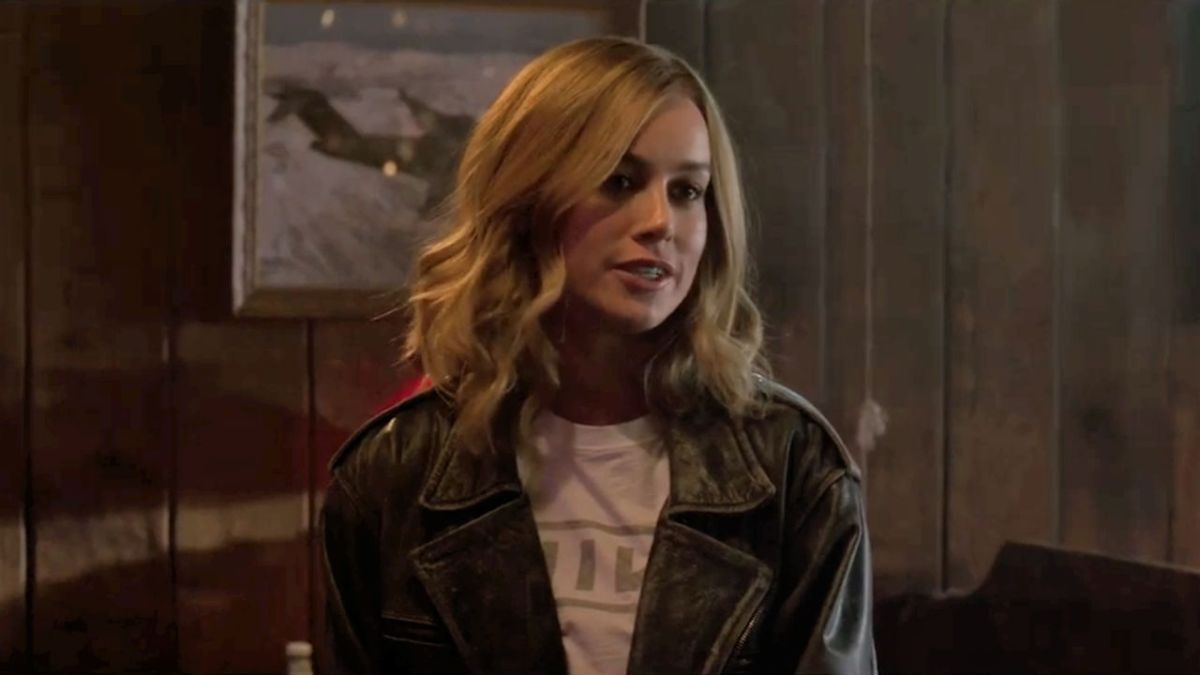 Surprise! There's new Captain Marvel footage – and the Skrulls take centre stage