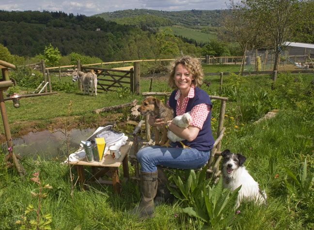 Kate Humble's new book
