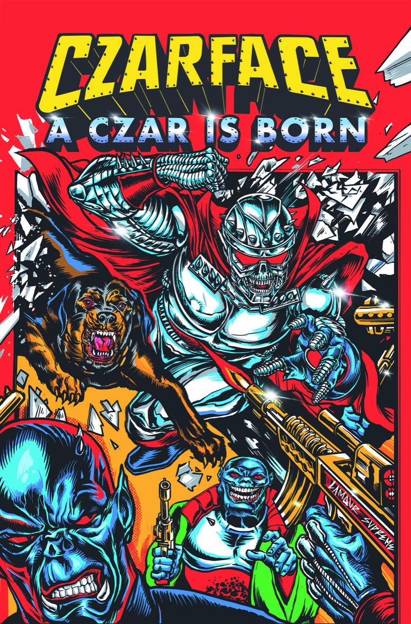 Zarface: Nace un zar