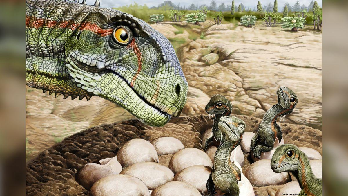Jurassic graveyard reveals oldest evidence that dinosaurs traveled in herds