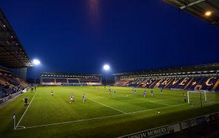 Colchester United v West Ham United U21 – EFL Trophy – Southern Group A – JobServe Community Stadium