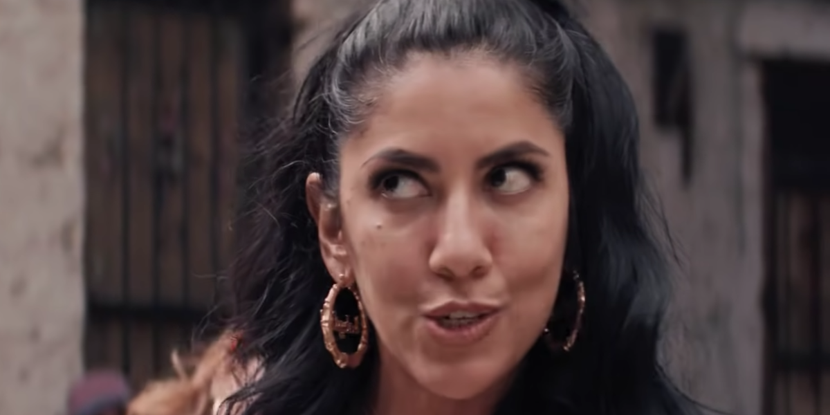 Stephanie Beatriz in In the Heights