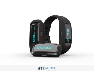 the iFit Active band