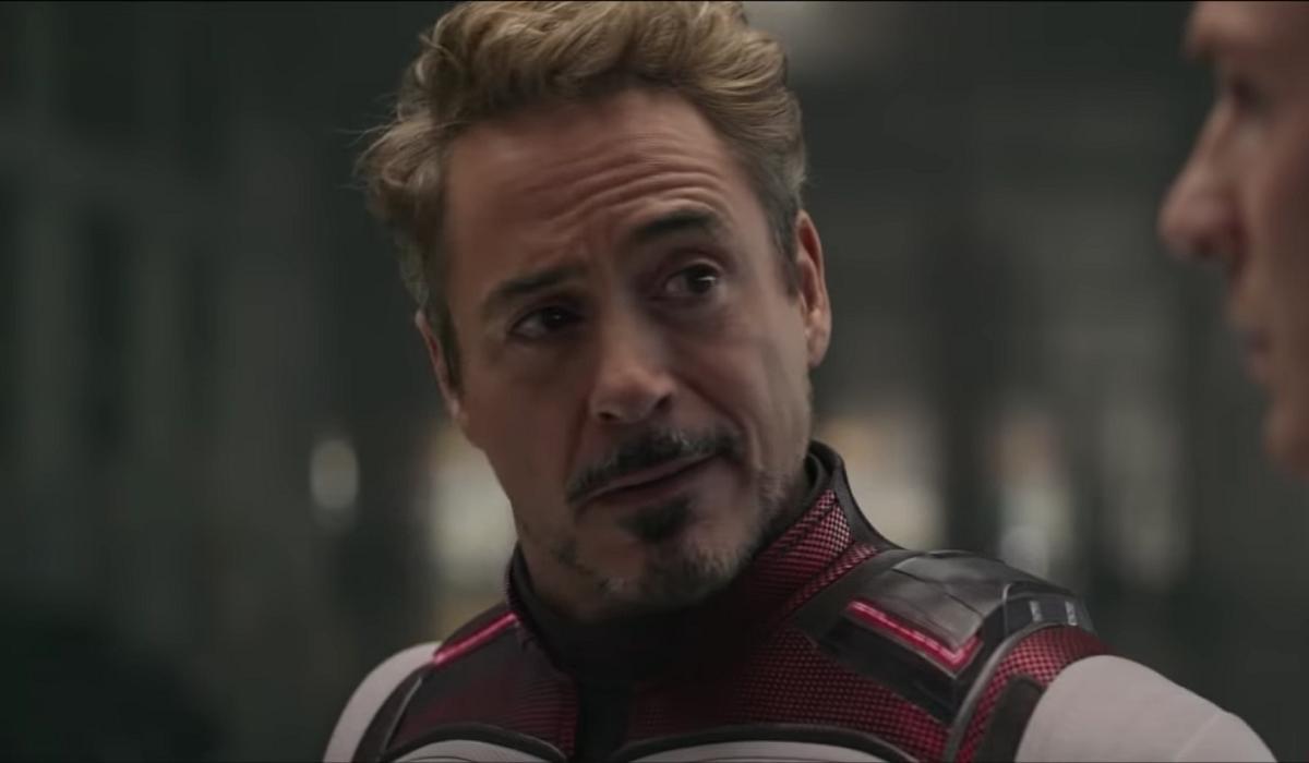 Tony Stark Marvel