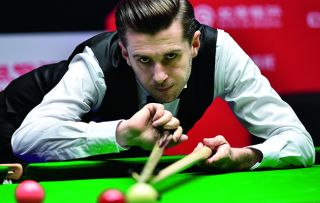 As well as providing last season's Premier League champions, Leicester also gave us the 2016 World Snooker champion, Mark Selby.