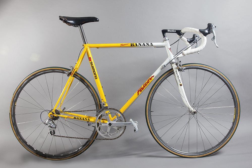 retro bike chris walkers 1991 bananafalcon cycling weekly