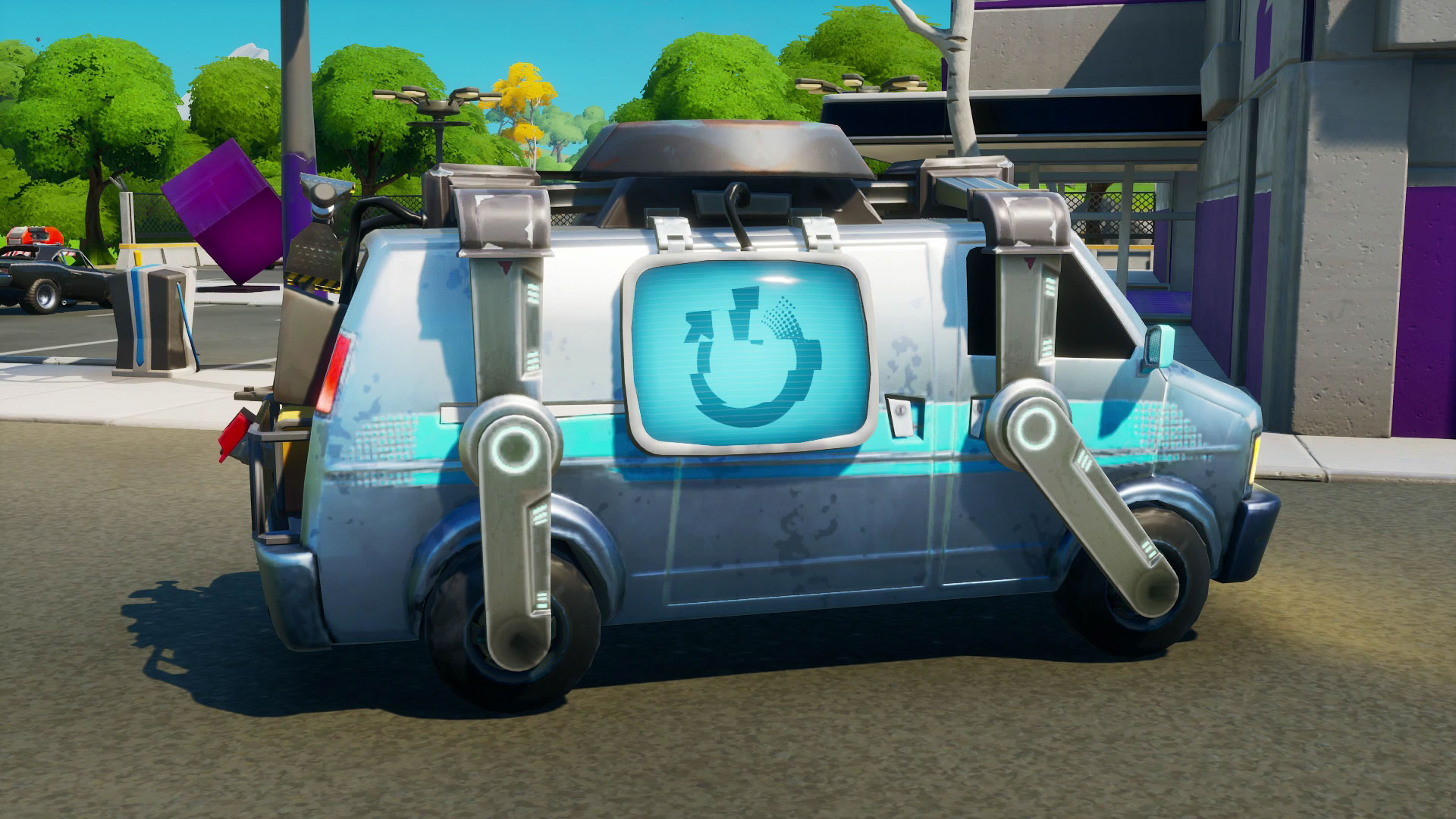 Fortnite Reboot Van Locations All Of The Areas Where You Can