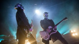 Ghost performing live