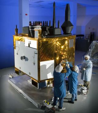 Air Force to Launch New GPS Satellite Friday Night