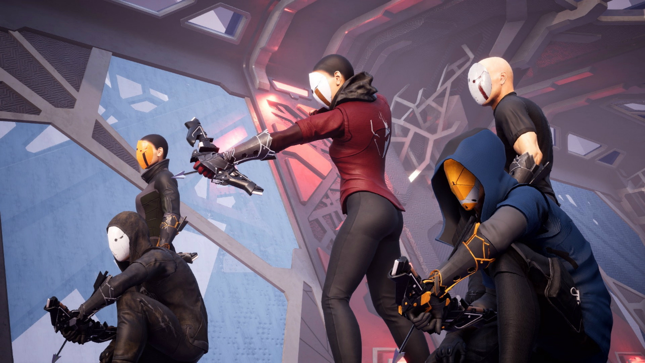 Deathgarden Is A Dumb Name For A Really Cool Game And I Want To