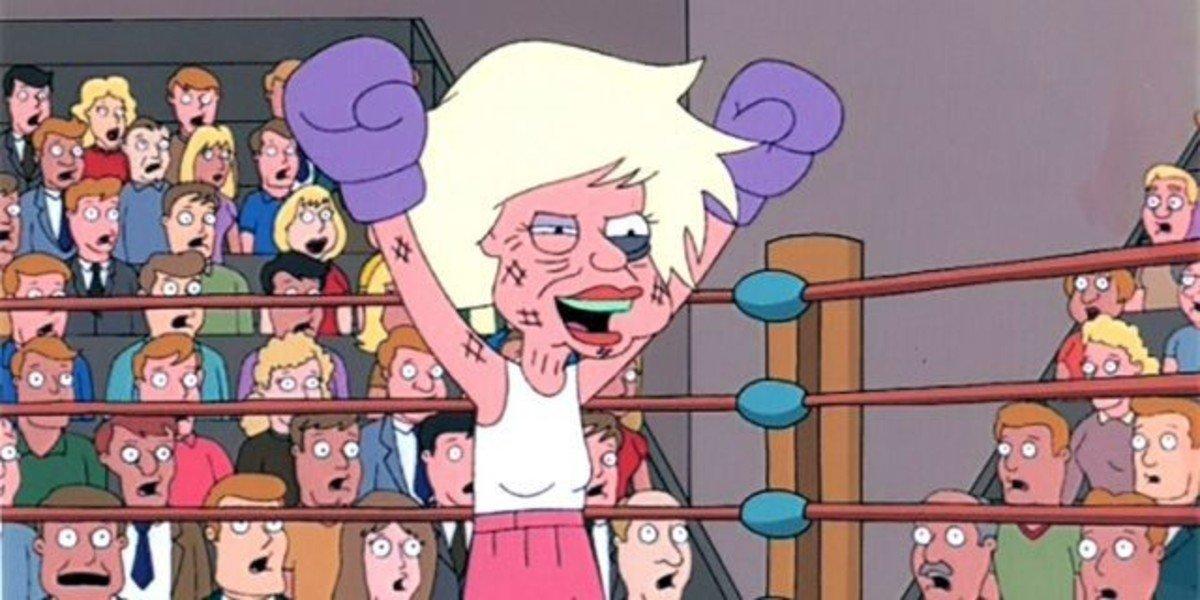 Carol Channing - Family Guy