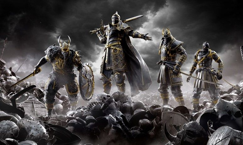 For Honor Gets A New Mode And Loot In The Time Limited Apollyon S Legacy Event Pc Gamer
