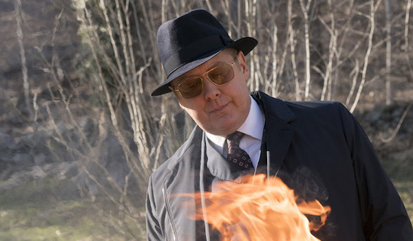 The Blacklist Red Reddington James Spader