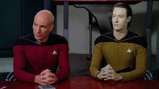 Star Trek: Picard and Data