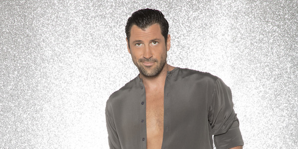dancing with the stars maks shirt open