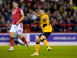 Nottingham Forest v Wolverhampton Wanderers – Carabao Cup – Second Round – City Ground