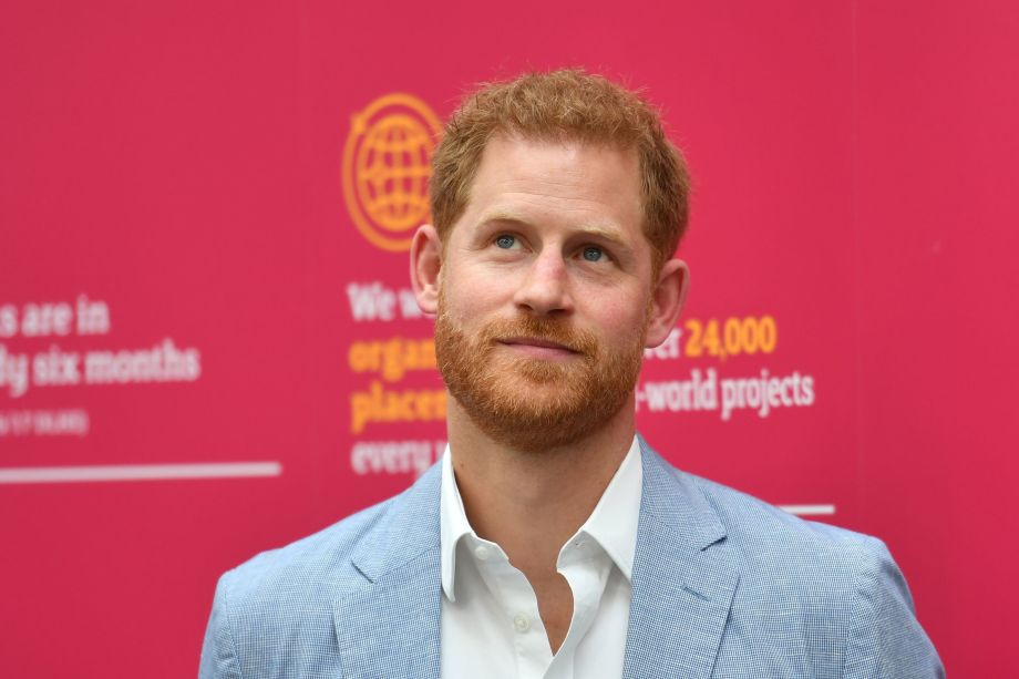 Prince Harry sad news
