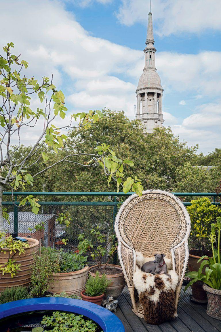 modern garden ideas with a pond in a bowl