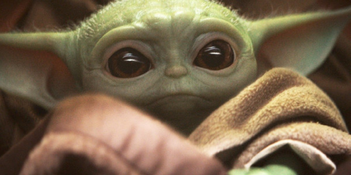 baby yoda problems the mandalorian