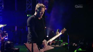 Metallica live in Bulgaria