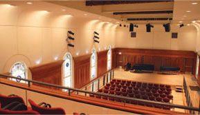 AV for the Performing Arts