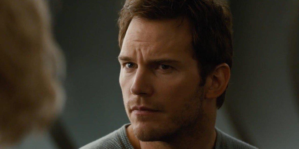 Chris Pratt as Jim Preston in Passengers (2016)
