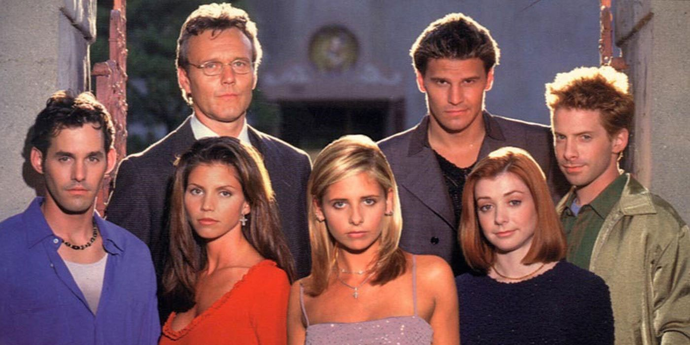 Buffy The Vampire Slayer: 11 Actors You Forgot Were On The Series