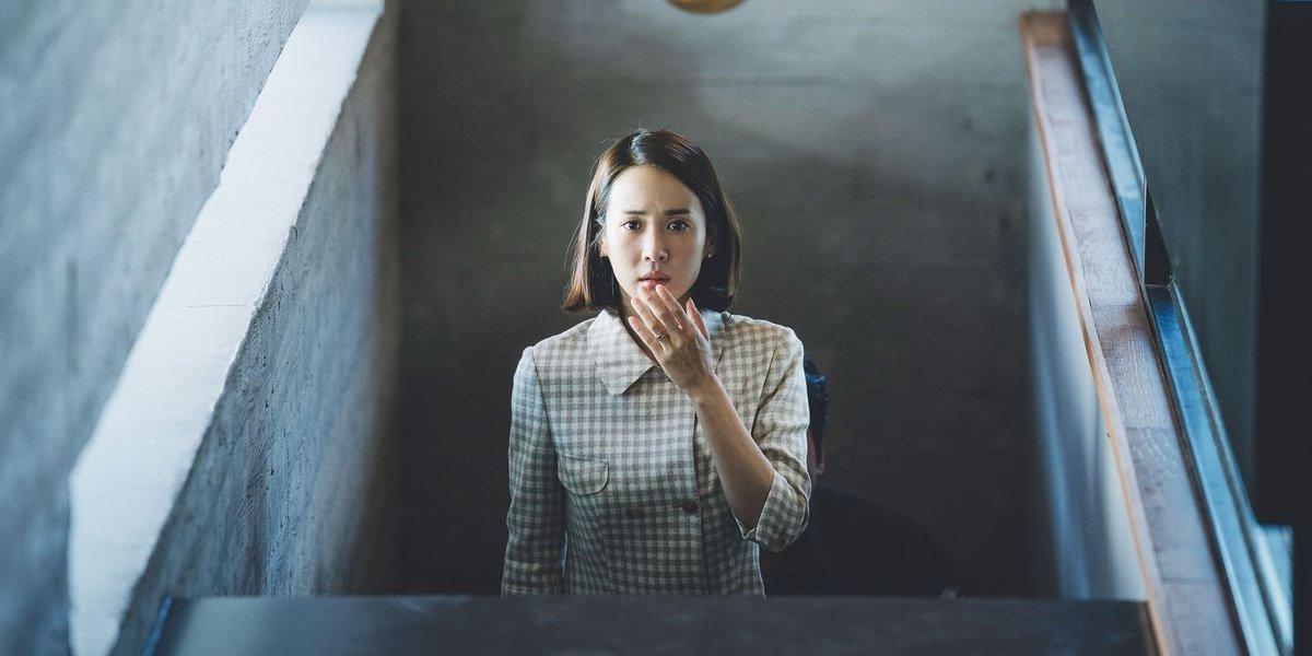 Cho Yeo-jeong in Parasite