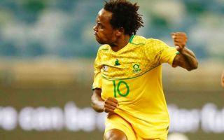 Bafana Bafana, Percy Tau