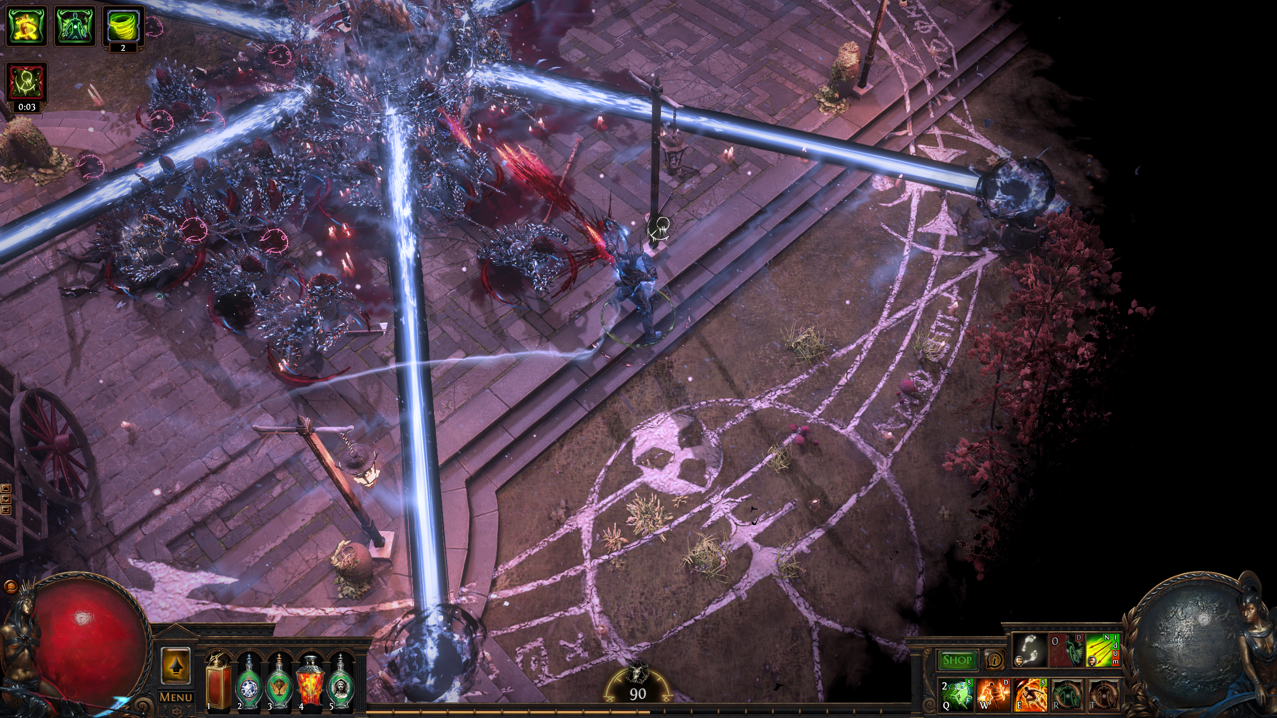 Path of Exile hits all-time player high in wake of latest update