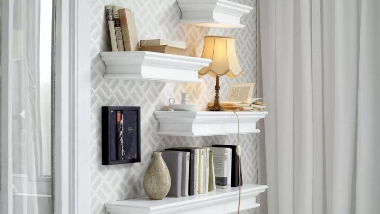 The best bookshelves and wall shelves