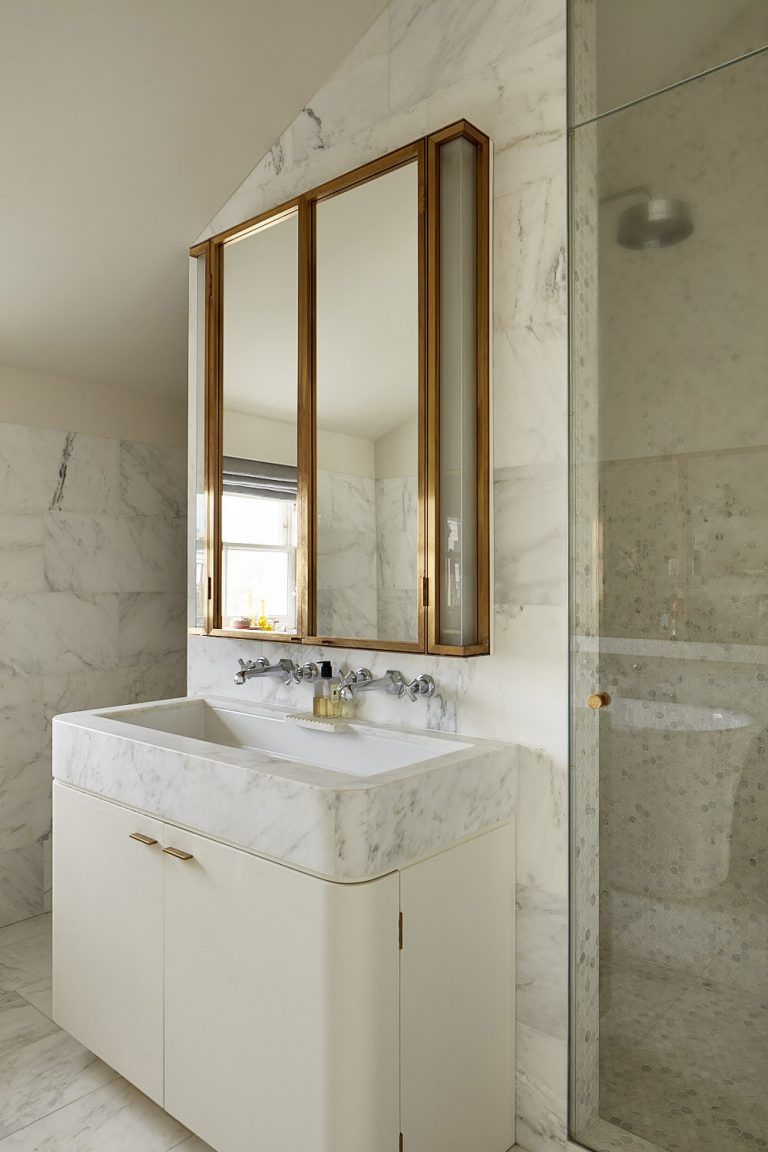 Bathroom Mirror Ideas 30 Chic And Clever Bathroom Mirror Ideas Livingetc