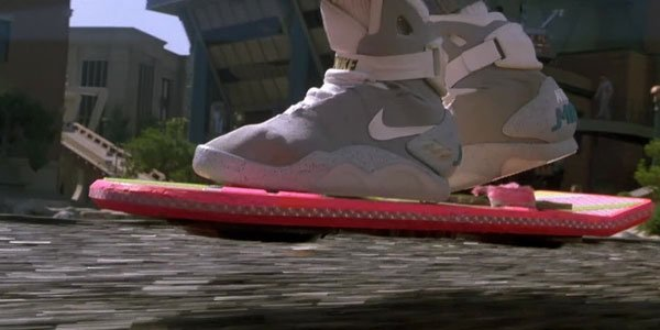 back to the future 2 nike