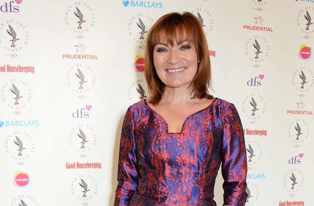 Lorraine Kelly's gorgeous party dress is surprisingly affordable and perfect for the festive season