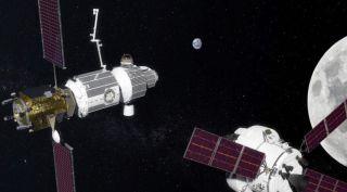 Lunar Orbital Platform - Gateway