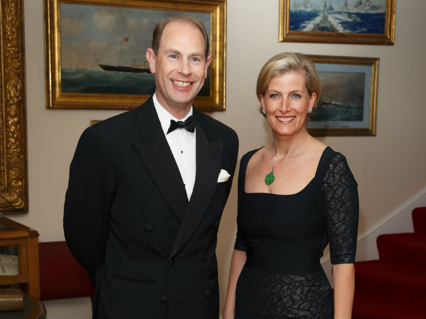The Countess of Wessex and Prince Edward are hiring