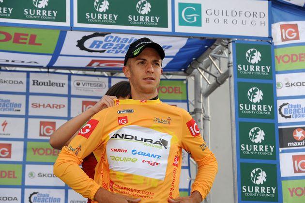 Jonathan Tiernan-Locke wins overall, Tour of Britain 2012, stage eight