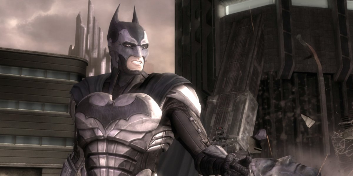 Batman in Injustice: Gods Among Us