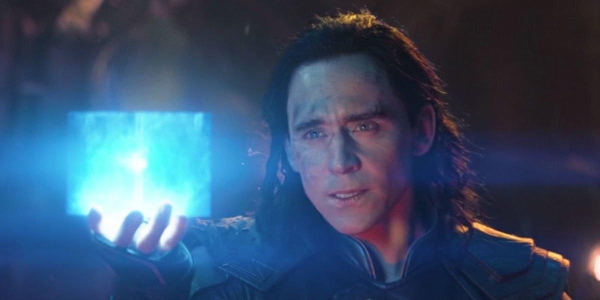 Tom Hiddleston as Loki in Avengers: Infinity War