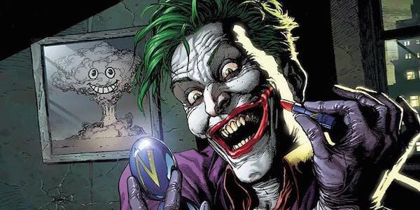 Joker in the comics