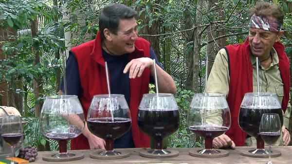 I'm A Celebrity's Tony Hadley and Duncan Bannatyne